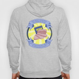 The Spam of Enlightenment Hoody