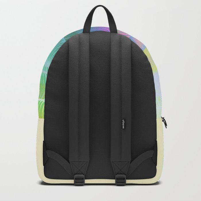 Sun Summer Backpack