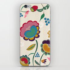 Nandi iPhone & iPod Skin