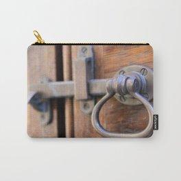Garden Gate Door Lock Carry-All Pouch
