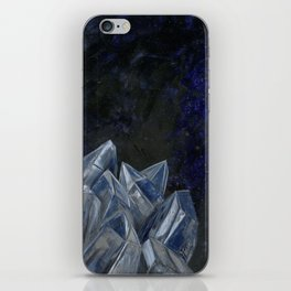 The Earth Warrior iPhone Skin