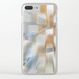Windows Space Clear iPhone Case