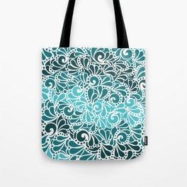 Lyla Blue Tote Bag