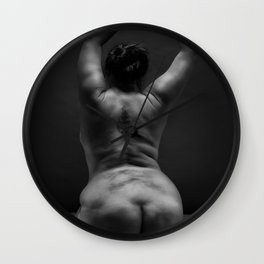 bodyscape XXL Wall Clock