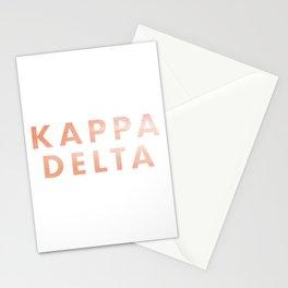 Sunset KD Stationery Cards