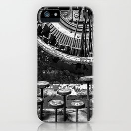 Typing histories iPhone Case