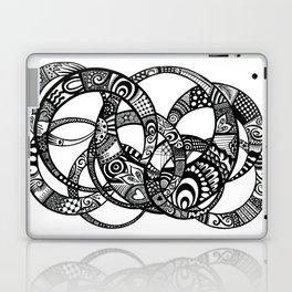 Interlinking Laptop & iPad Skin
