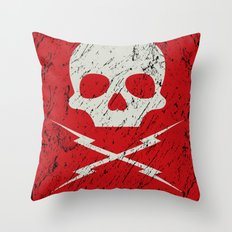 D.P.#00 Throw Pillow