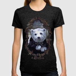 Polar bear Gentleman T-shirt