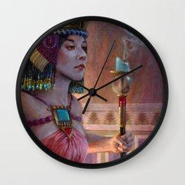Portent Wall Clock