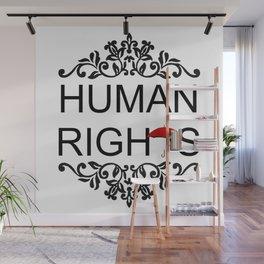 Human Rights Wall Mural