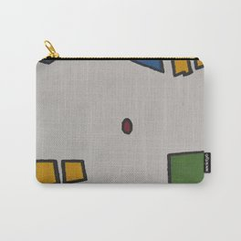 Abstract #7 Carry-All Pouch