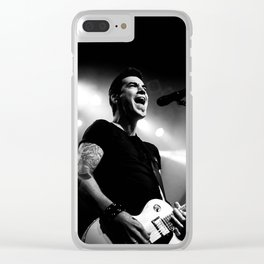 Tyler Connolly of Theory Of A Deadman - 2 Clear iPhone Case
