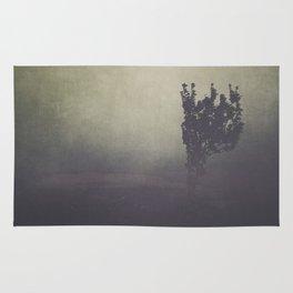 Purple Fog Rug