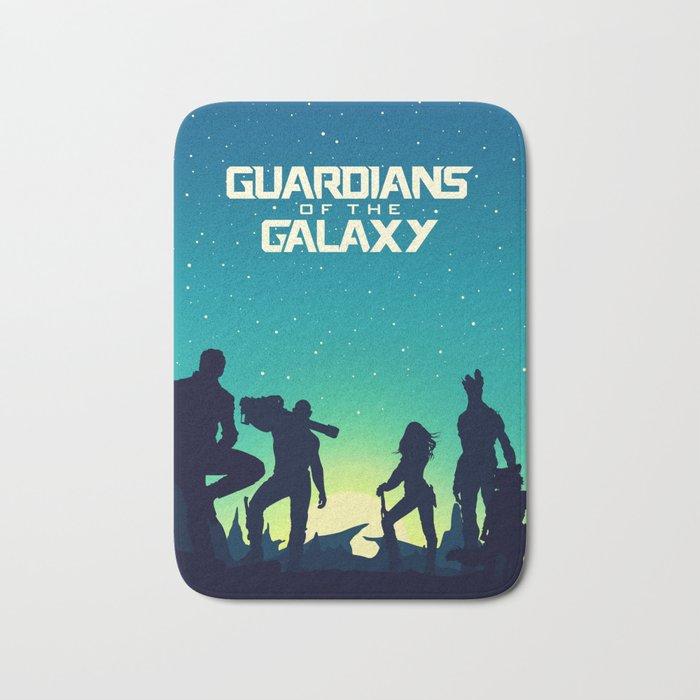 Guardians of the Galaxy Bath Mat