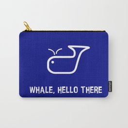 Whale Hello Carry-All Pouch