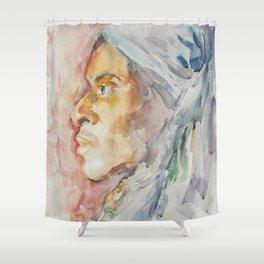 Ethno Style Moroccan in Casablanca Shower Curtain
