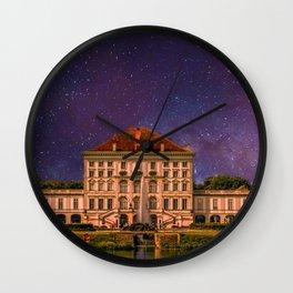 Nympfenburg Palace - Munich Wall Clock