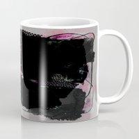 tangled Mugs featuring Tangled by Georgiana Paraschiv