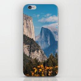 Yosemite in Fall iPhone Skin