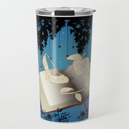 Fairytale Book Writer Travel Mug