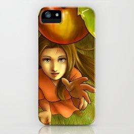 Last apple this summer iPhone Case