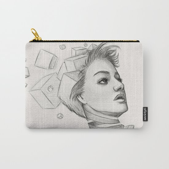 Thougths Carry-All Pouch