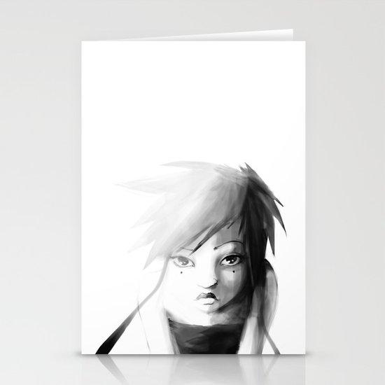 Grey Japanita Stationery Cards