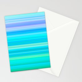 Summer Breeze Gradient Stationery Cards