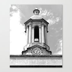 Penn State Old Main #3 Canvas Print