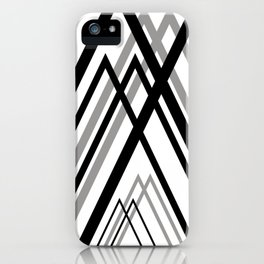 MOVING MOUNT△INS iPhone Case