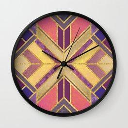 Geo Dream 02 Wall Clock