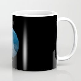 Continuum black Coffee Mug