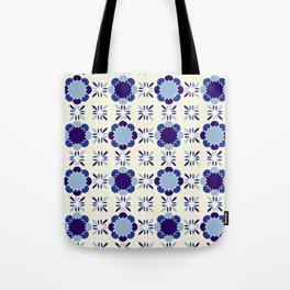 Portuense Tile Tote Bag
