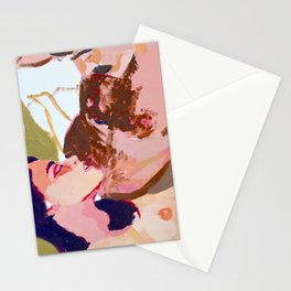Reclining Stationery Cards