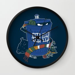 Doctor The Grouch Wall Clock