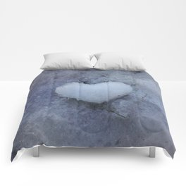 Heart of Ice Comforters