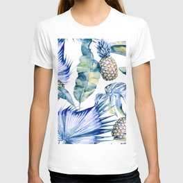 Bahamas - blue T-shirt