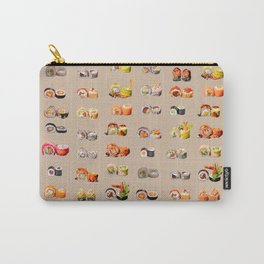 Sushi set Carry-All Pouch