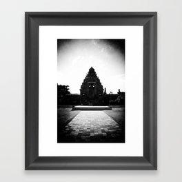 The Death Gate Framed Art Print