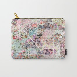 Anaheim map Carry-All Pouch