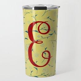 E Travel Mug