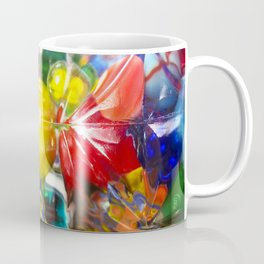 The Abstract Marbles Coffee Mug