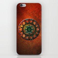 Sun Mandala iPhone & iPod Skin