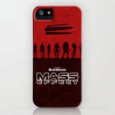 Mass Effect 1 Slim Case iPhone (5, 5s)