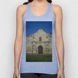 Empty Alamo Unisex Tank Top