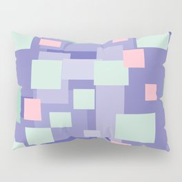 Matted Purple Mix - Color Therapy Pillow Sham