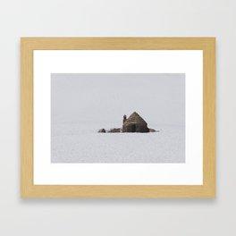 Muir Pass - Pacific Crest Trail, California Framed Art Print