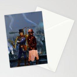 Steampunks Stationery Cards