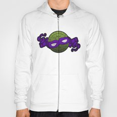 the purple turtle Hoody